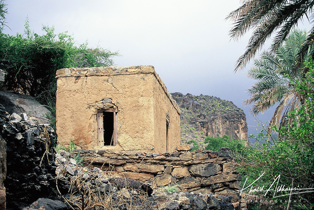 Misfat al Abreen is one of the most important tourist attraction in Oman