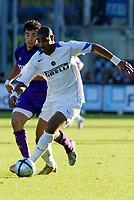 Firenze 07-11-2004<br />Campionato  Serie A Tim 2004-2005<br />Fiorentina Inter<br />nella  foto Adriano Maresca<br />Foto Snapshot / Graffiti