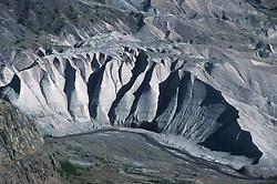 Hummocks, Mt. St. Helens National Volcanic Monument, Washington, US
