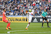 Myziane Maolida of Lyon during the French Championship Ligue 1 football match between Olympique Lyonnais and SM Caen on march 11, 2018 at Groupama stadium in Decines-Charpieu near Lyon, France - Photo Romain Biard / Isports / ProSportsImages / DPPI