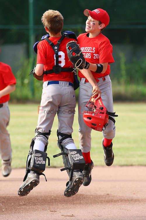 2010 Belgian Little League Championships : Flanders West - Brussels All Stars