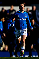 Leighton Baines of Everton - Mandatory by-line: Robbie Stephenson/JMP - 02/02/2019 - FOOTBALL - Goodison Park - Liverpool, England - Everton v Wolverhampton Wanderers - Premier League