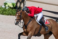 Guerdat Steve, SUI, Bianca<br /> World Equestrian Games - Tryon 2018<br /> © Hippo Foto - Dirk Caremans<br /> 23/09/2018