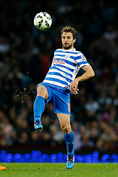 Niko Kranjcar of QPR - Photo mandatory by-line: Rogan Thomson/JMP - 07966 386802 - 07/04/2015 - SPORT - FOOTBALL - Birmingham, England - Villa Park - Aston Villa v Queens Park Rangers - Barclays Premier League.