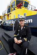 ROTTERDAM-26 september 2011-Feyenoord meets the Port. Captain Ron Vlaar Photo: Gerrit de Heus