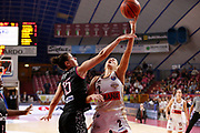 Milica Micovic<br /> Umana Reyer Venezia vs Famila Wuber Schio<br /> Lega Basket Femminile Serie A 2017/2018<br /> Venezia 15/10/2017<br /> Foto Ciamillo-Castoria/A.Gilardi