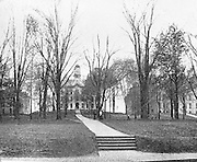 16276Cutler Hall in 1915 copy photo
