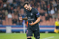 Ezequiel Ivan Lavezzi (psg) (Pocho) during the UEFA Champions League Group A football match between Paris Saint Germain and Malmo FF on September 15, 2015 at Parc des Princes stadium in Paris, France. Photo Stephane Allaman / DPPI