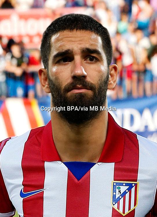 Arda Turan ( Atlético Madrid )