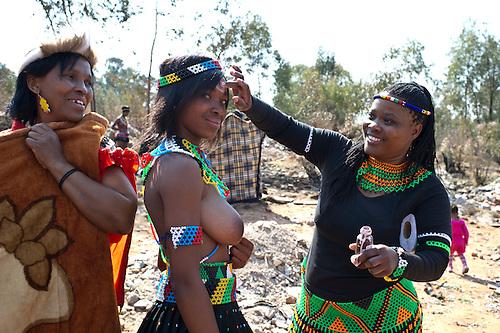Strange You south african virgin girls theme