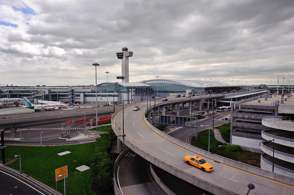 John F. Kennedy International Airport, Queens, New York City, New York, USA
