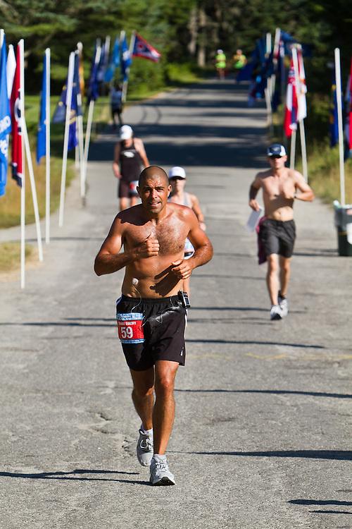 Great Cranberry Island 50K road race