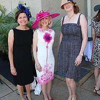 Marian Nunn, Joan Berkman, Patricia Churchill
