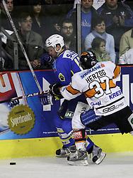 28.02.2010, Dom sportova, Zagreb, CRO, EBEL, KHL Medvescak Zagreb vs Graz 99ers, im Bild Herzog Stefan. EXPA Pictures © 2010, PhotoCredit: EXPA/ PIXSELL / SPORTIDA PHOTO AGENCY