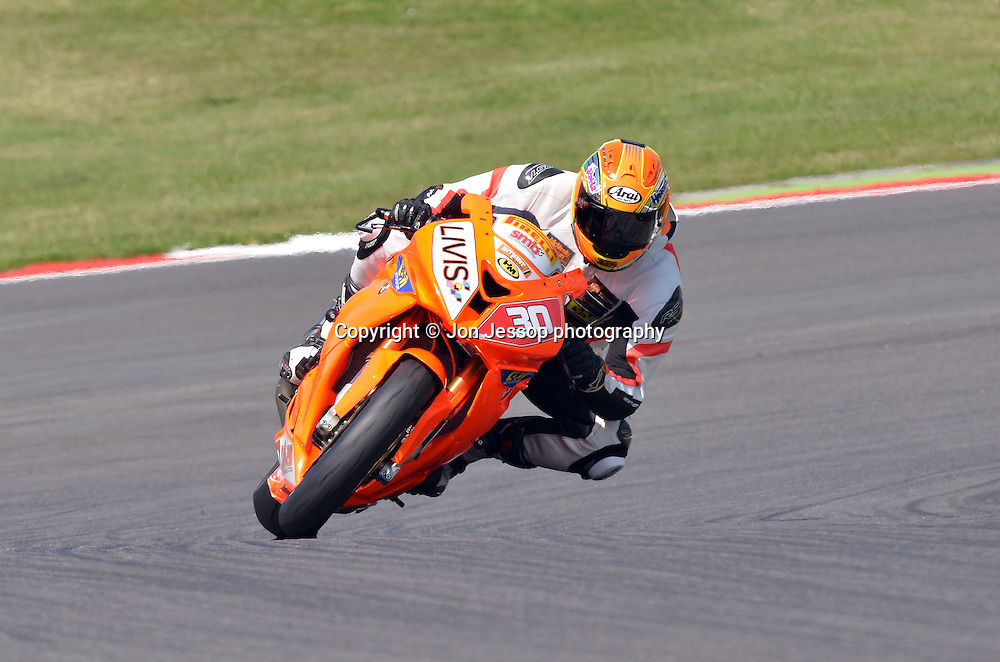 #30 Rob Mcnealy Mcnealy Brown Ltd Kawasaki Superstock 1000