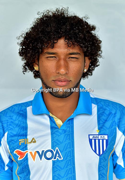 Brazilian Football League Serie A / <br /> ( Avai Futebol Clube ) - <br /> William Pereira da Rocha &quot; William Rocha &quot;