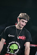 Greg Wooton ( England ) vs Pietje Doorjé ( Surinam) Enfusion world title 63 kg