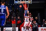 Gaffeney Tony<br /> VL Pesaro - Happy Casa Brindisi<br /> Lega Basket Serie A 2018/2019<br /> Pesaro 26/01/2019<br /> M.Ciaramicoli   Ciamillo Castoria