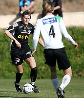 Fotball <br /> La Manga - Spania <br /> 21.03.08<br /> Hønefoss  v  Randaberg  1-0 <br /> <br /> Foto: Dagfinn Limoseth, Digitalsport<br /> <br /> Stian Bore ,  Randaberg