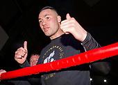 170920 Parker v Fury open training Manchester