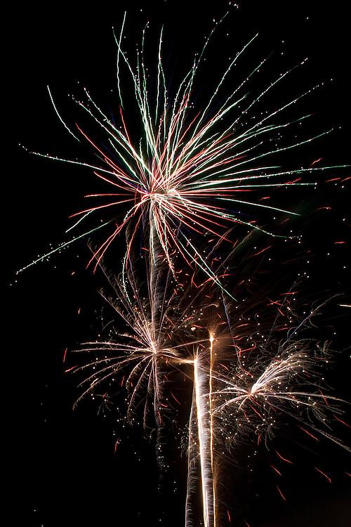 Brookside Swim Club's annual 4th of July Fireworks.
