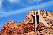 Chapel of the Holy Cross, Sedona, Arizona.