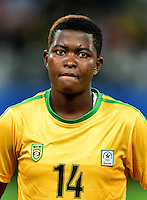 Fifa Woman's Tournament - Olympic Games Rio 2016 -  <br /> Zimbabwe National Team - <br /> Eunice CHIBANDA