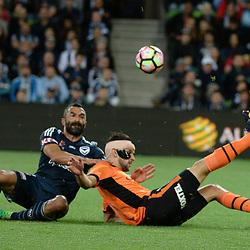 Melbourne Victory v Brisbane Roar | Hyundai A-League | 30 April 2017