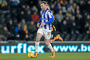Aiden McGeady (Sheffield Wednesday) during the Sky Bet Championship match between Hull City and Sheffield Wednesday at the KC Stadium, Kingston upon Hull, England on 26 February 2016. Photo by Mark P Doherty.