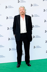 Novak Djokovic Foundation - London Gala Dinner<br /> Richard Branson attends the inaugural London fundraiser in aid of tennis champion's foundation raising funds for vulnerable and disadvantaged children, especially in his native Serbia. Takes place day after men's Wimbledon final. Roundhouse, Chalk Farm Road, London, United Kingdom<br /> Monday, 8th July 2013<br /> Picture by Chris Joseph / i-Images