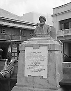 Alliona Visram Monument, Mombasa, Kenya, Africa, 1937