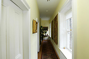 2/4/2002 .Sunday Times Property.One of the upstairs corridors at Mount Loftus in Kilkenny..Picture Dylan Vaughan