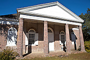 St. James Santee Episcopal Church built by French Huguenots in 1768 McClellanville, SC.