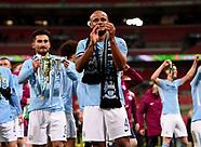 Arsenal v Manchester City - 25 February 2018