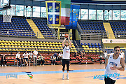 DESCRIZIONE: Torino Ritiro Nazionale Italiana Maschile Senior - Allenamento<br /> GIOCATORE: Nicol&ograve; Melli<br /> CATEGORIA: Nazionale Italiana Maschile Senior<br /> GARA: Torino Ritiro Nazionale Italiana Maschile Senior - Allenamento<br /> DATA: 28/06/2016<br /> AUTORE: Agenzia Ciamillo-Castoria