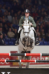Ehning Marcus (GER) - Lucky Boy<br /> CSI-W s'Hertogenbosch 2003<br /> Photo &copy; Dirk Caremans