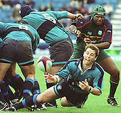 20000422  London Irish vs Bedford Blues, Twickenham, GREAT BRITAIN