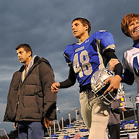11.1.2013 Midview Senior NIght