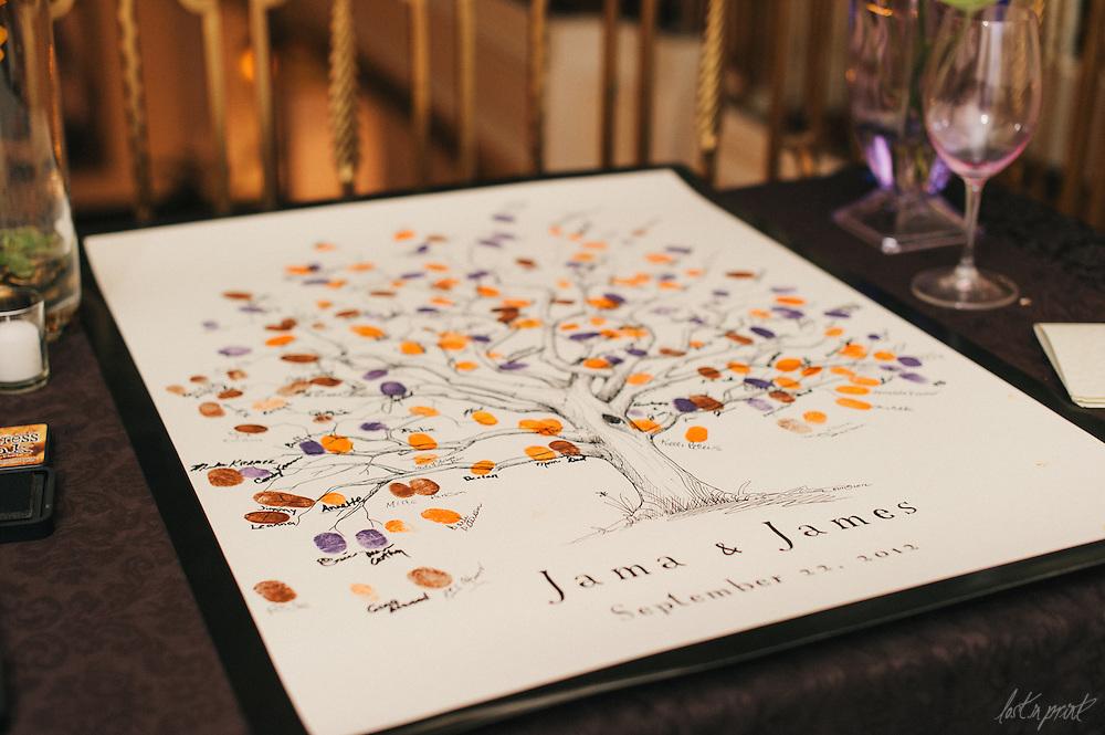 Jama + James, Married