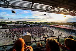 A general view during the Bryan Adams concert at Sixways Stadium - Mandatory by-line: Matt McNulty/JMP - 13/07/2017 - Sixways Stadium - Worcester, England