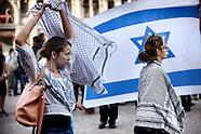 Pro-Israeldemonstratie