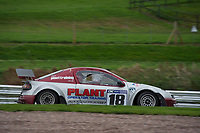 #18 Luke Armiger Vauxhall Tigra 2000  during CNC Heads Sports / Saloon Championship as part of the BARC NW Championship Raceday at Oulton Park, Little Budworth, Cheshire, United Kingdom. October 21 2017. World Copyright Peter Taylor/PSP.