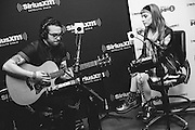 Photos of Paramore performing live at the SiriusXM Studios on April 8, 2013 in New York City. Copyright © 2013. Matthew Eisman. All Rights Reserved