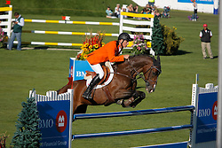 Houtzager Marc (NED) - Opium VS<br /> BMO Nations Cup<br /> Spruce Meadows Masters - Calgary 2009<br /> © Dirk Caremans