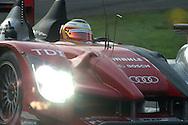 13th June 2010, 24 hours Le Mans, Audi R15 TDI, Audi Sport North America, Timo Bernhard (DEU)