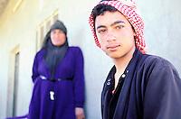 Syrie - Qasr Ibn Wardan