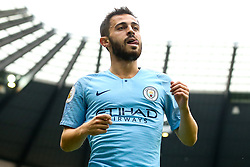 Bernardo Silva of Manchester City - Mandatory by-line: Robbie Stephenson/JMP - 19/08/2018 - FOOTBALL - Etihad Stadium - Manchester, England - Manchester City v Huddersfield Town - Premier League