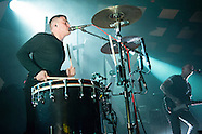 Slaves at The Barrowlands, Glasgow