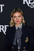"""SPENCER GRAMMER attends the Los Angeles Screening of Fox Searchlight's """"Ready or Not"""" at ArcLight Culver City in Culver City, California."""