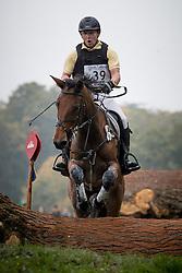 Pokorny Robert, CZE, Floor<br /> World Championship Young Eventing Horses<br /> Mondial du Lion - Le Lion d'Angers 2016<br /> © Hippo Foto - Dirk Caremans<br /> 22/10/2016